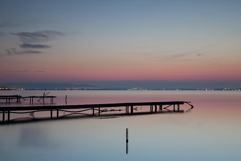 Oyster Piers France 1 - European Landscape