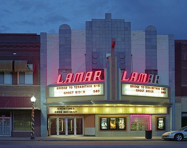 The Lamar, Colorado. - American Icons