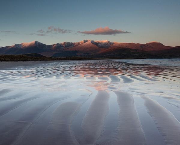 Dawn, beach at Dingle. - Coastal Britain