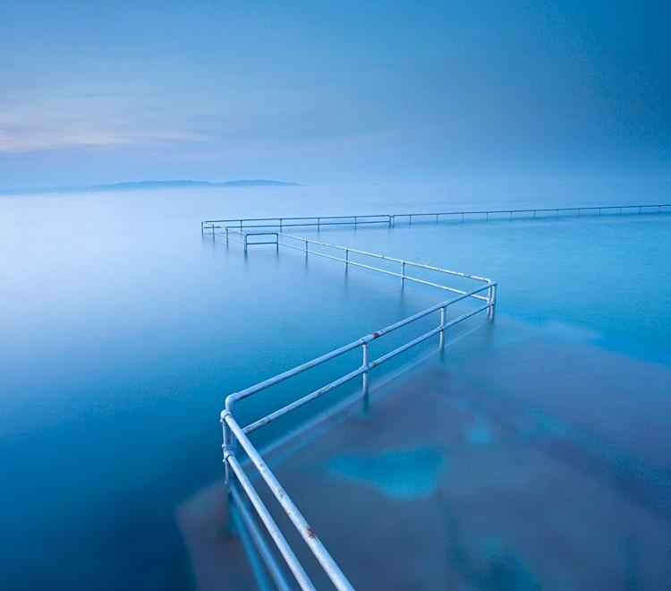 Swimming pool Brixham - Coastal Britain