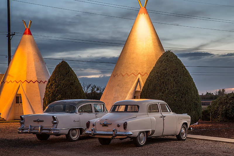 Wigwam Motel Holbrook No3. - Route 66
