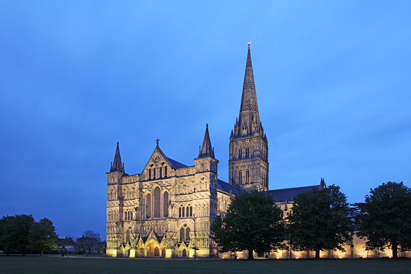 Salisbury Cathedral - The Urban Environment
