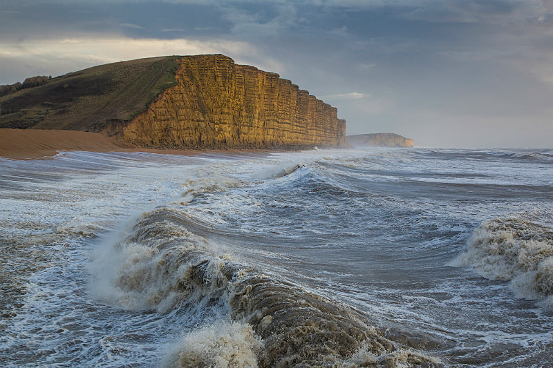 West Bay, Dorset - Coastal Britain