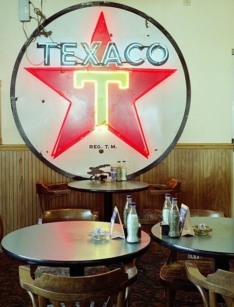 Texaco. - American Icons
