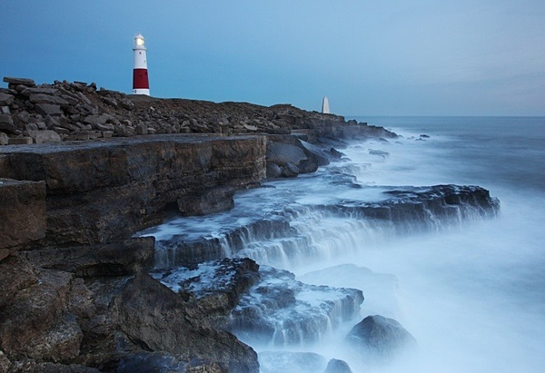 Portland Bill. - Coastal Britain
