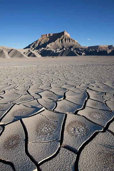 Butte Utah 2 - American Landscape