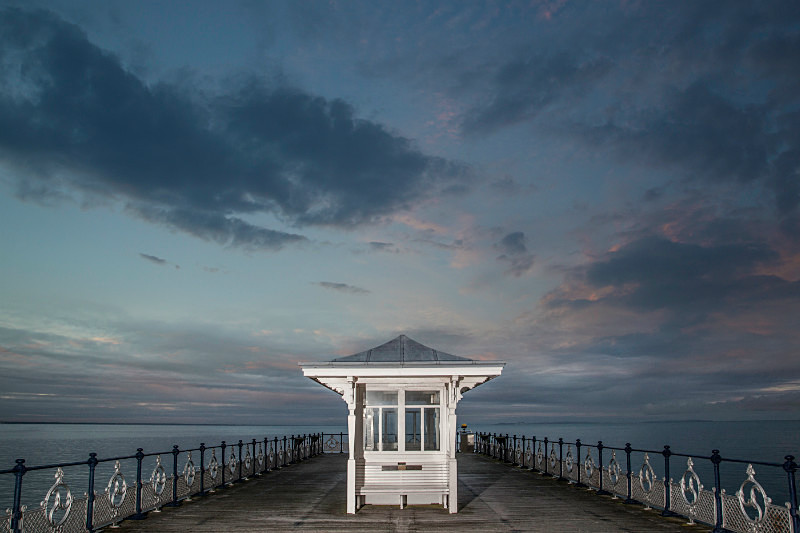 Swanage Pier - Coastal Britain
