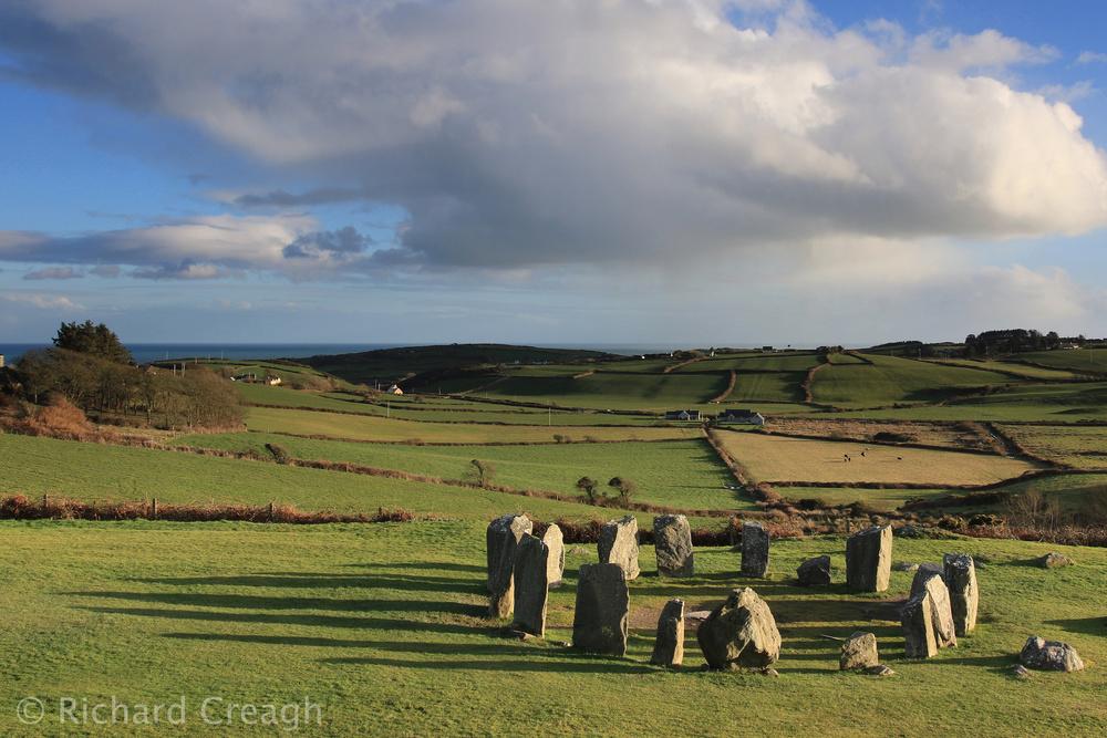 Circle of Shadows - Ireland