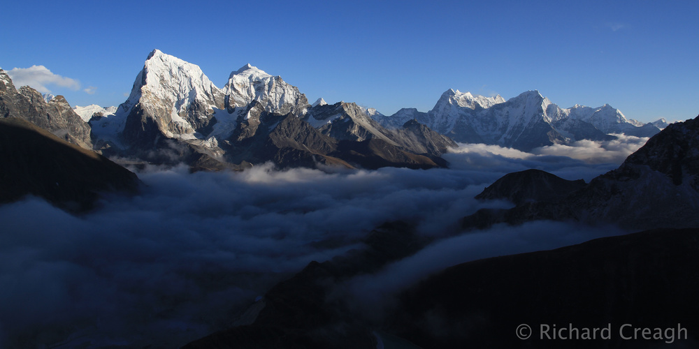 Himalayan Panorama - Around the World