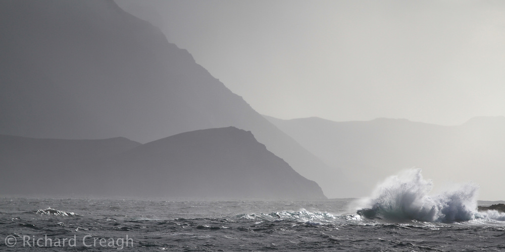 Rain and Waves - Special Edition Prints