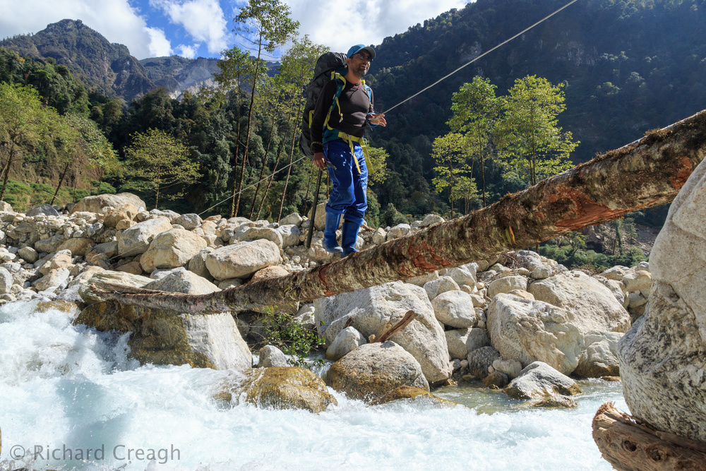 Raja, River Crossing - Adventure