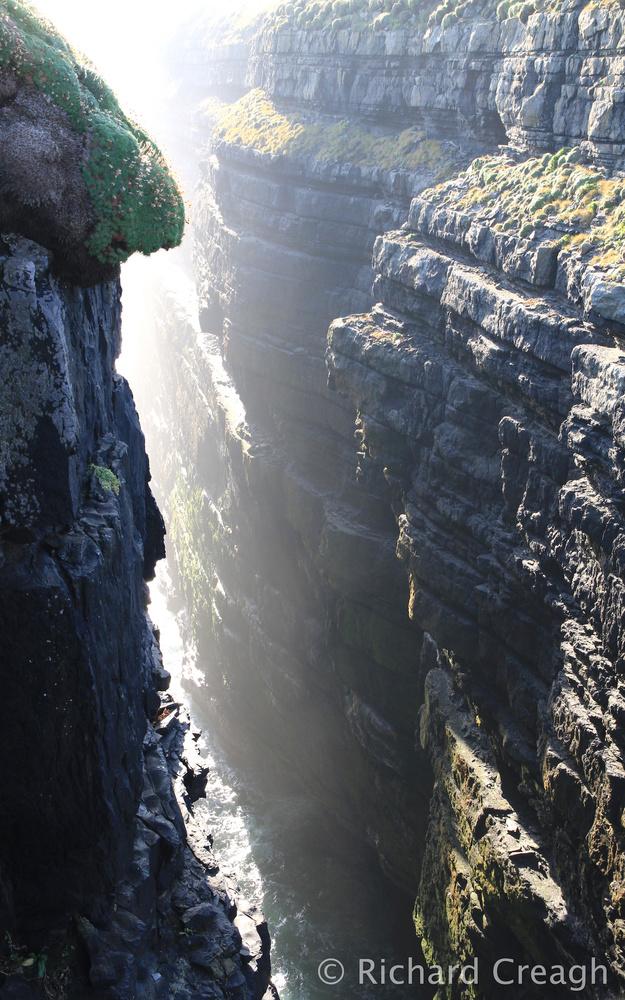 Cúchulainn's Leap - Ireland