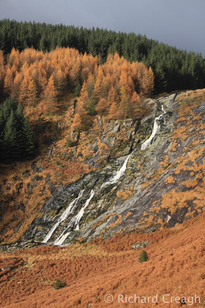 Glenmacnass Waterfall - Ireland