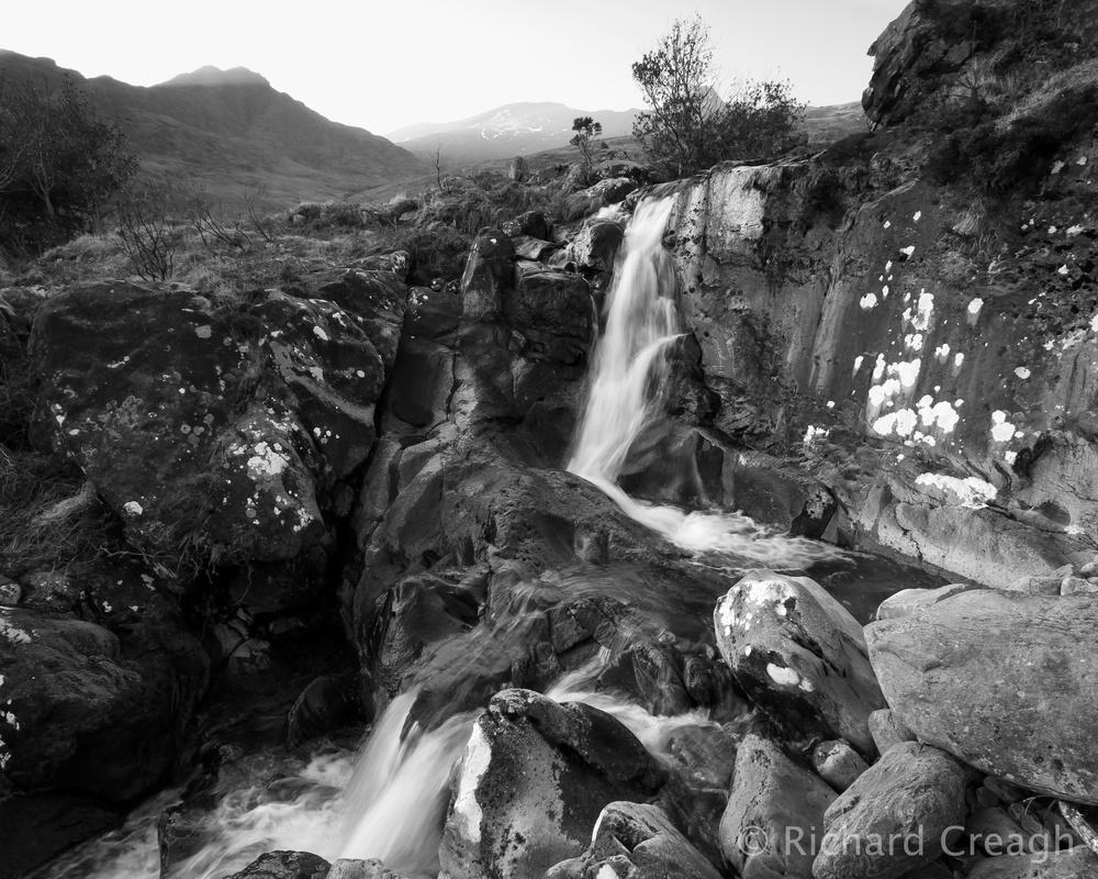 Derrycarna Falls - Ireland