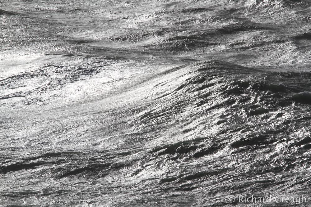 Silver Sea - Detail