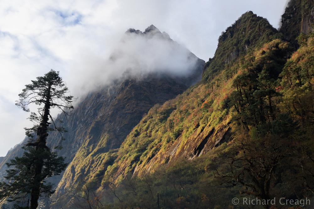 Autumn in Sikkim - Around the World