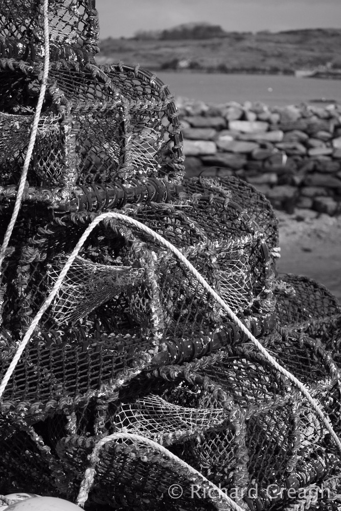 Lobster Pots - Detail