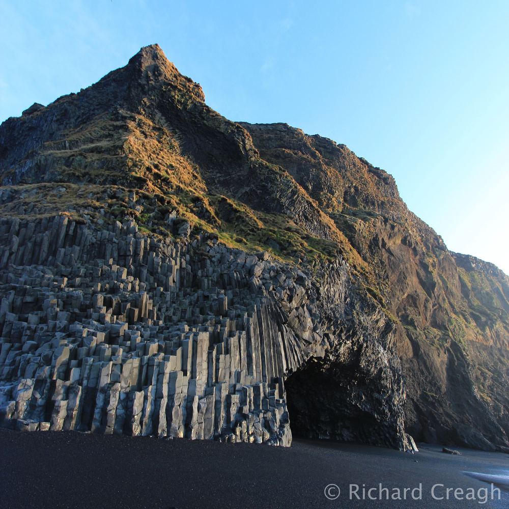 Reynisfjara Cave - Around the World