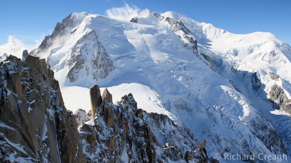 Mont Blanc - Around the World