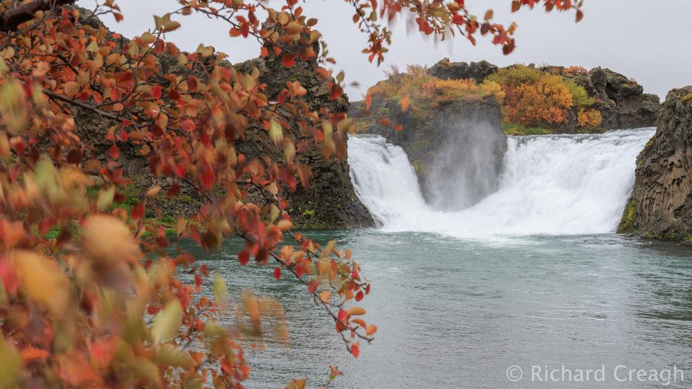 Autumn Falls - Around the World