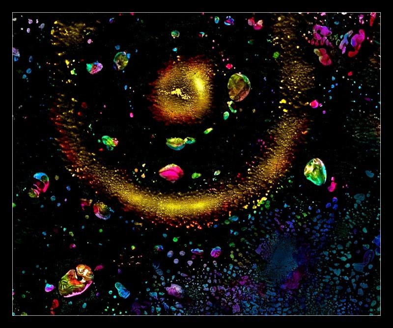 Big Bang - Cliché Verre Images