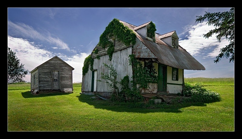 The Old Homestead - Architecture & Buildings