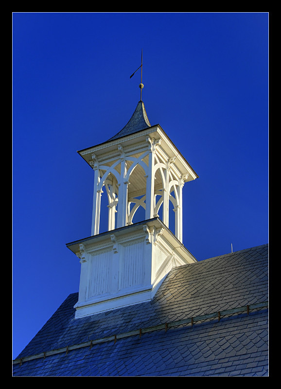 Steeple on Slate - Architecture & Buildings
