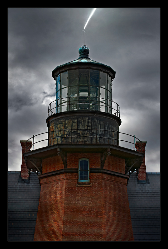 Lighthouse Lightning - Architecture & Buildings