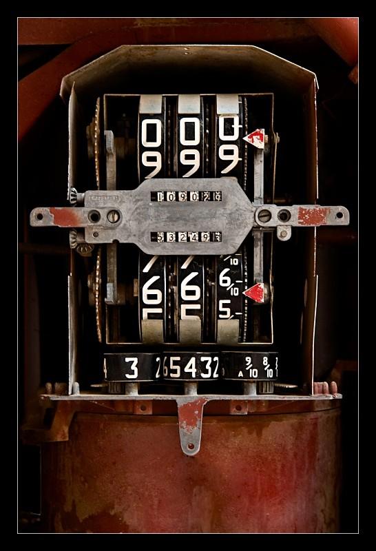 Gas Pump Meter - Machines