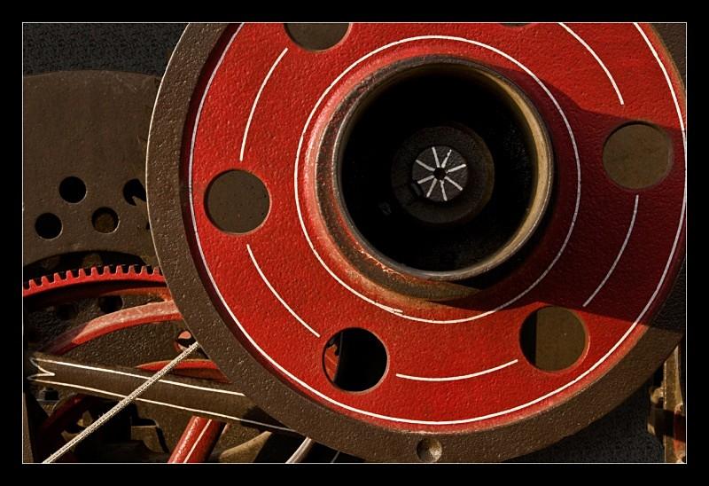 Mechanical Depth - Machines