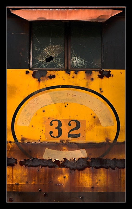 Thirty-Two - Railroad
