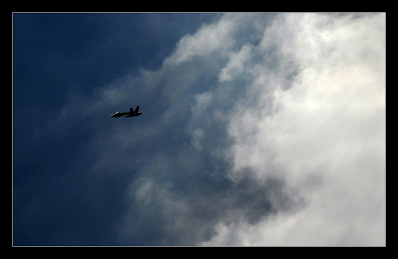 Hornet Patrol - Aircraft