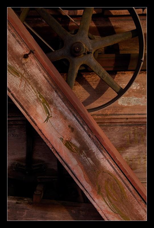Diagonal Wheel - Machines