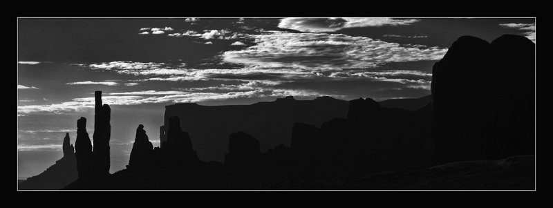 Mountain Morning - Landscapes