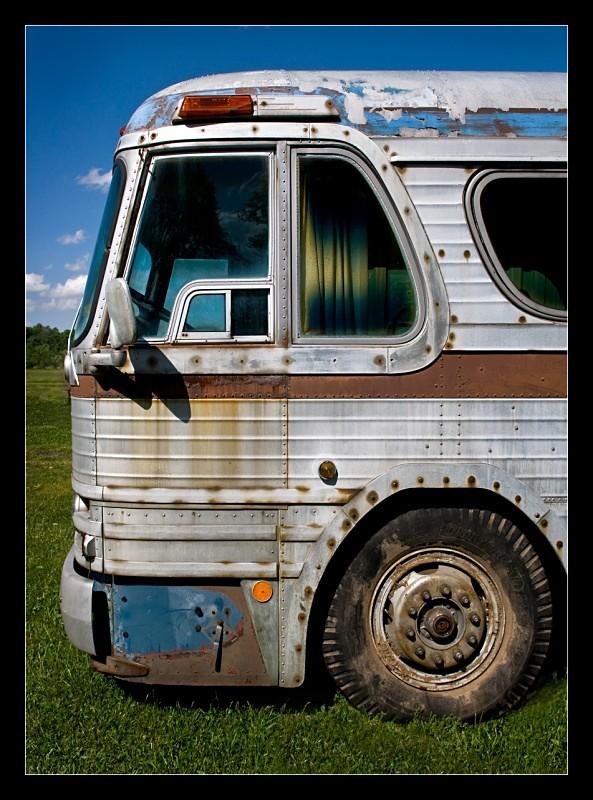 Magic Bus - Vehicles