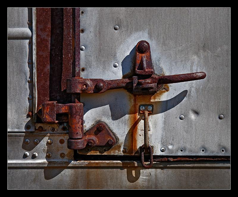 Truck Handle - Details