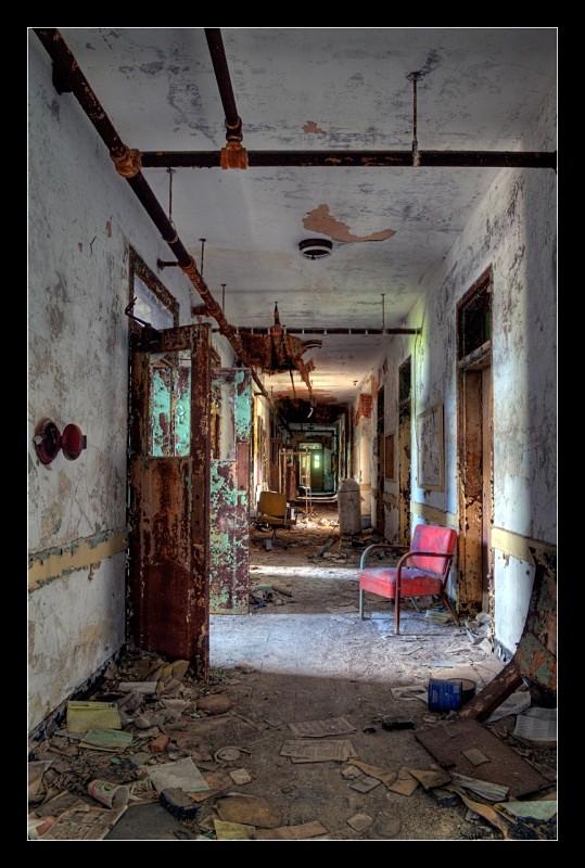 Hallway - Asylum
