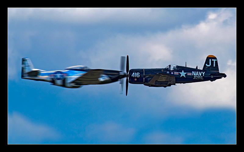 Midair Meeting - Aircraft