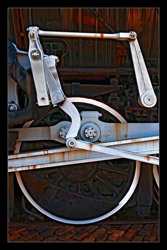 Valve Gear - Railroad