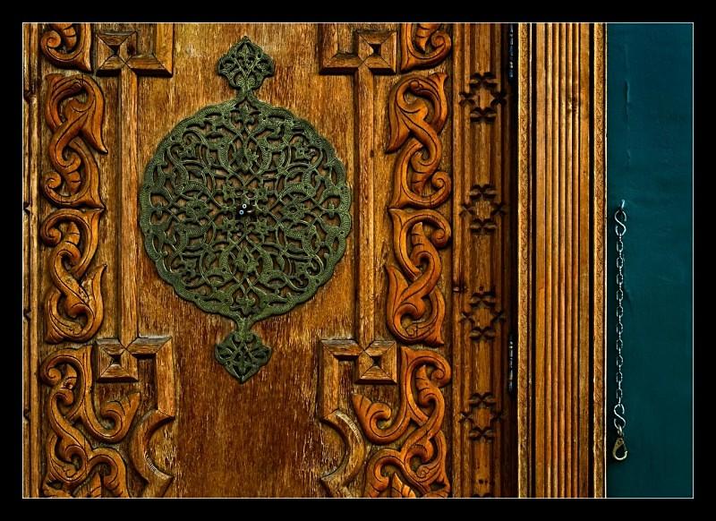 Indian Door - Building Elements