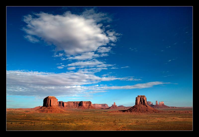 Big Sky Valley - Landscapes