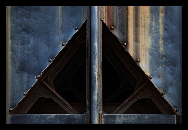 Hopper Angles - Railroad