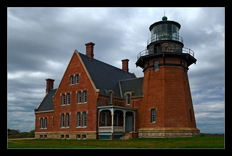 Block Island Light - Architecture & Buildings