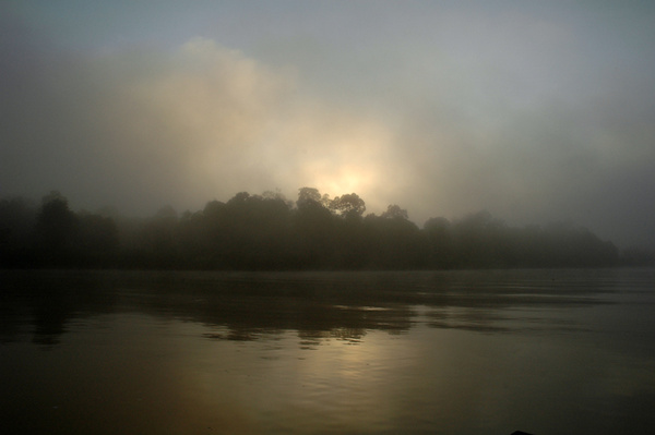 Mystic river... - Malaysian Borneo.