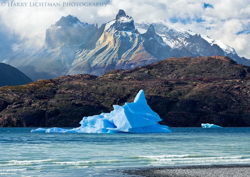 Glacier Bay - Torres del Paine National Park