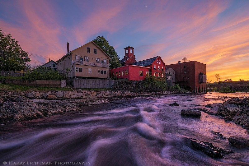 Twilight - Exeter - New Hampshire Seacoast
