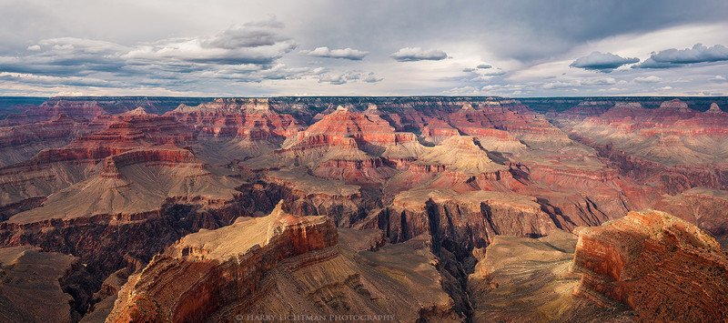 Clearing - Grand Canyon - Grand Canyon - South Rim