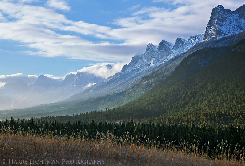 The Great Divide - Banff National Park 2013