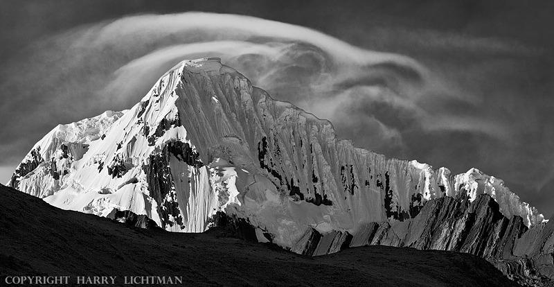 The North Face - Pucajirca - Black & White