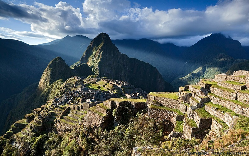 Afternoon Spotlight - Machu Picchu - Machu Picchu & Cuzco